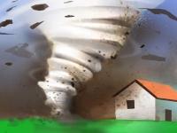Флеш игра Я - торнадо