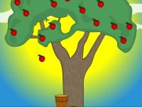 Флеш игра Яблоки для пирога