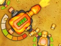 Флеш игра Ядерная пушка