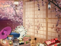 Флеш игра Японский дом
