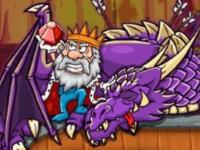 Флеш игра Ярость и пламя дракона