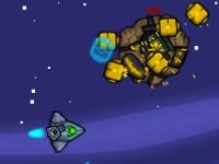 Флеш игра Ярость космоса