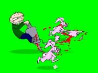 Флеш игра Ярость отбойного молотка