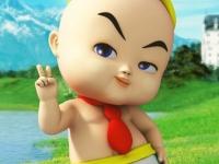 Флеш игра Забавные детки: Поиск отличий