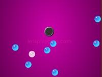 Флеш игра Забей шары в лунку
