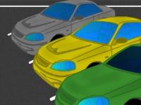 Флеш игра Забитая парковка: Дополнительные уровни