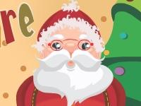 Флеш игра Забота о Деде Морозе