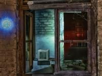 Флеш игра Заброшенный дом в лесу