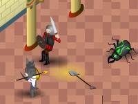 Флеш игра Забытое подземелье 2