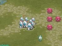 Флеш игра Захватчики энергии