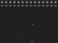 Флеш игра Захватчики из космоса