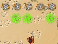 Флеш игра Захватчики на Диком Западе