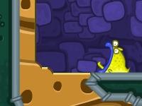 Флеш игра Залей рыбу