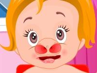 Флеш игра Заложенный нос у Тимми