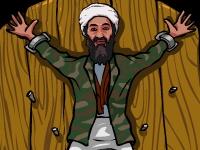 Флеш игра Замочи Бен Ладена