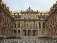 Флеш игра Замок Версаль: Пазл