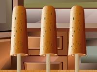 Флеш игра Замороженные конфеты со вкусом дыни
