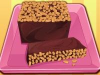 Флеш игра Замороженный десерт с орешками