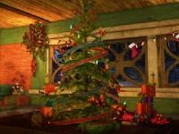 Флеш игра Запертый Дед Мороз
