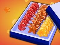 Флеш игра Засахаренные желейные конфеты