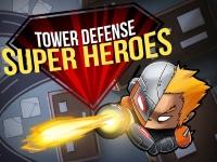 Флеш игра Защита базы: Атака супергероев