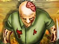 Флеш игра Защита базы от зомби
