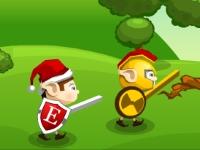 Флеш игра Защита дерева эльфов