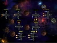 Флеш игра Защита галактики