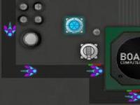 Флеш игра Защита компьютера