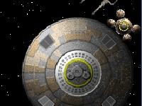 Флеш игра Защита космической станции