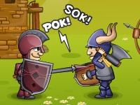 Флеш игра Защита крепости