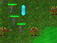 Флеш игра Защита леса