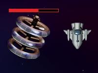 Флеш игра Защита от астероидов