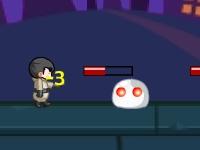 Флеш игра Защита от призраков