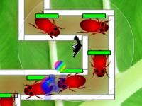 Флеш игра Защита от жуков