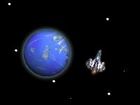 Флеш игра Защита планет