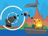 Флеш игра Защити остров!
