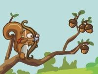 Флеш игра Защити свои орехи