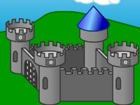 Флеш шалость Защити близкий замок