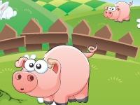 Флеш игра Защити свою ферму