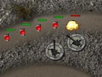Флеш игра Защитные башни