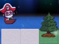 Флеш игра Затопленная деревня: Канун рождества