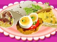 Флеш игра Завтрак