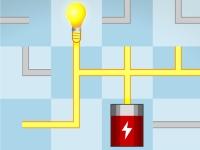 Флеш игра Зажги лампу 2