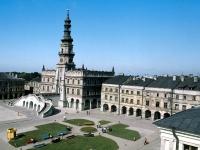 Флеш игра Здания Польши: Пазл