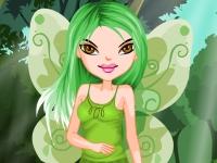 Флеш игра Зеленая фея