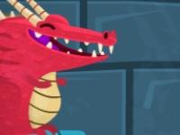 Флеш игра Земли драконов