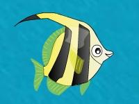Флеш игра Жадная рыбка