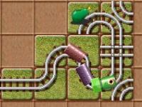 Флеш игра Железная дорога