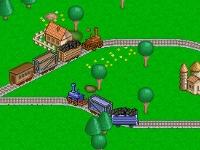 Флеш игра Железнодорожная долина 2